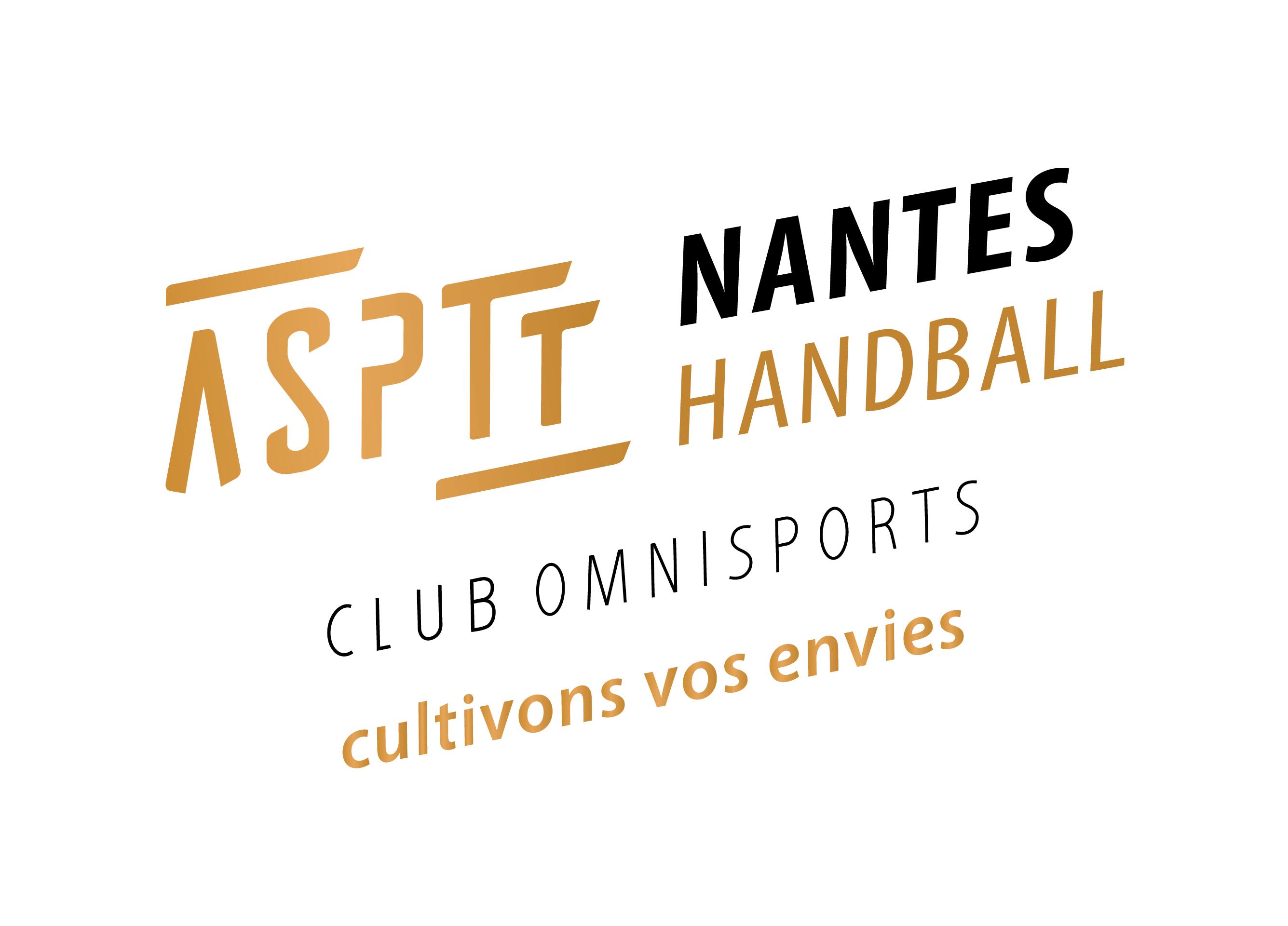 Site officiel de la section Handball de l'ASPTT Nantes